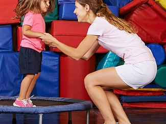 Tumble Tots (3-4 Years)