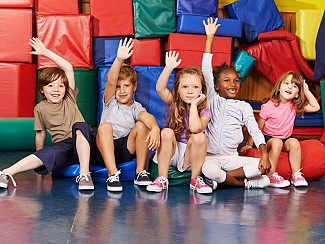 Advanced Kindergym (4-5 years)